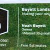 Boyett Landscaping Solutions