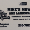 Mike Mowing and Landscaping